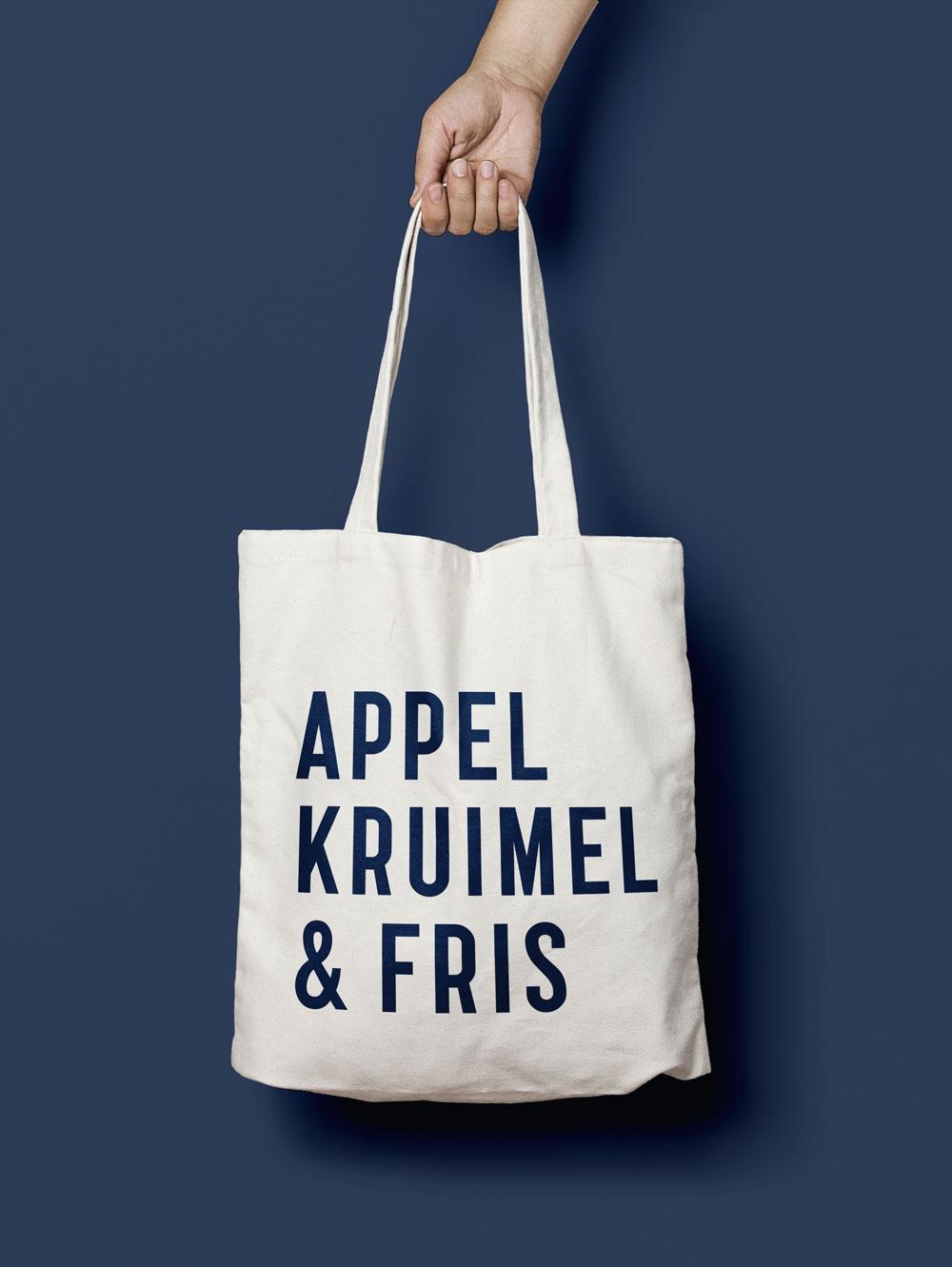 Shopper AppelKruimel&Fris from AppelKruimel&Fris